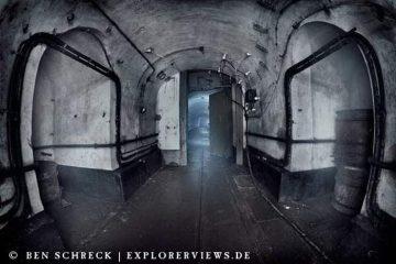 Bunker Black Door