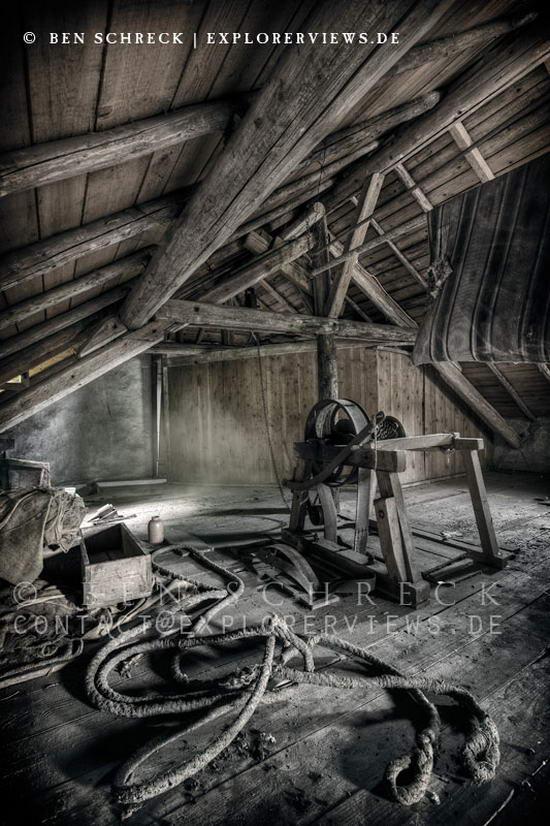 Lost Mill