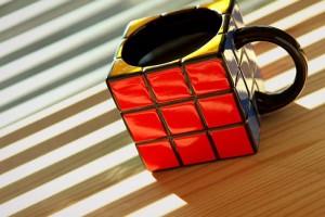 Rubiks Cube Mug
