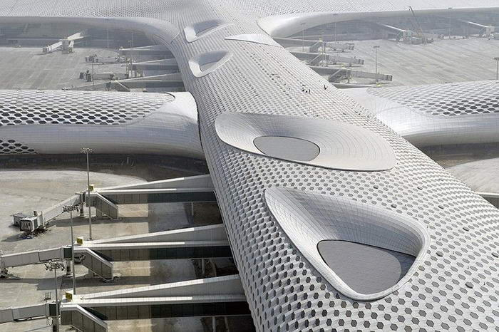 Shenzhen International Airport Terminal