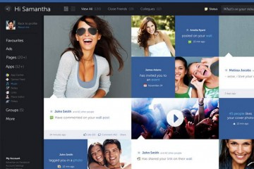Facebook by Fred Nerby