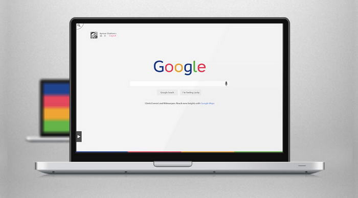 Google by Ayman Shaltoni