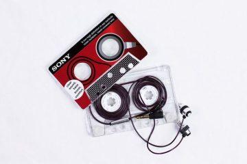 Sony Earbuds Cassette (2)
