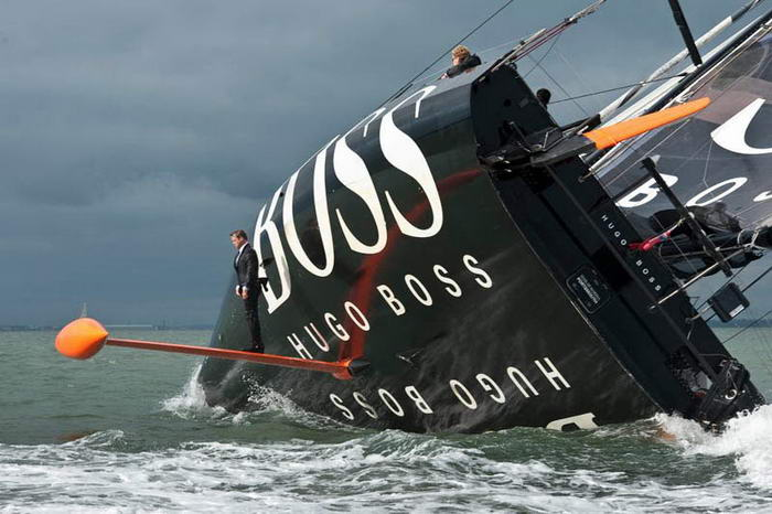 by Alex Thomson Racing