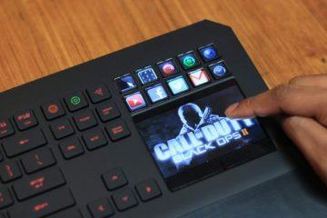 Razer DeathStalker Ultimate Gaming Keyboard