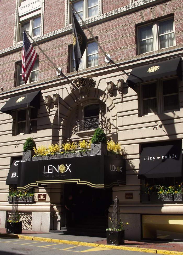 Lenox Hotel Las Vegas
