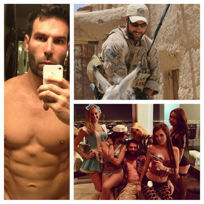 Navy seal turned poker player
