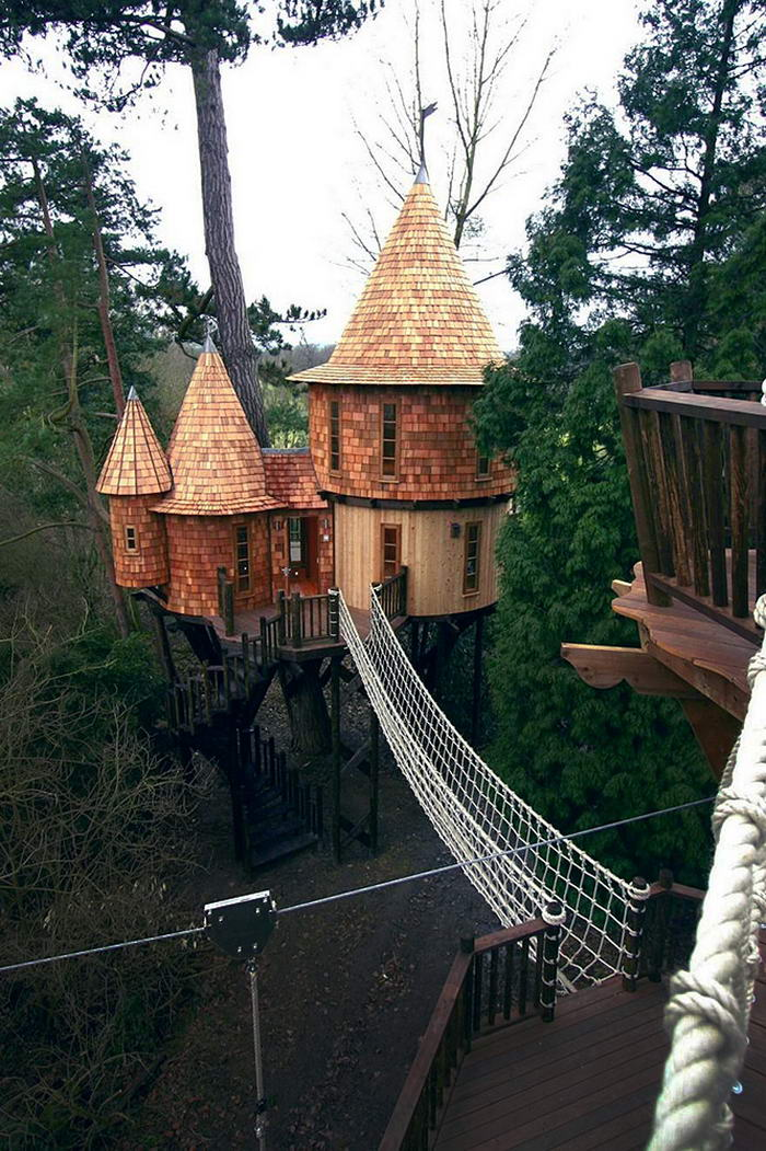 Living the Highlife Tree House