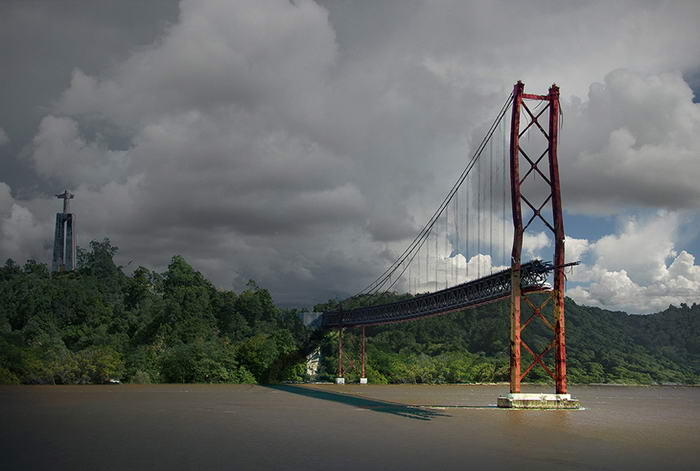 25 de Abril Bridge - After