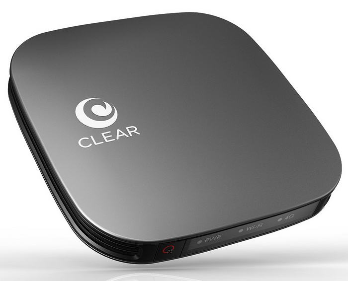 Clear Spot Voyager Wireless Hotspot