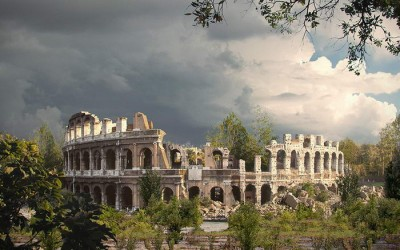Colosseum After