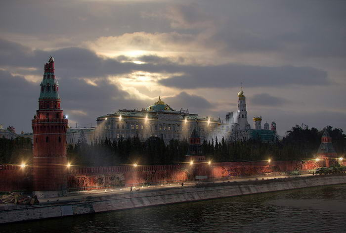 Moscow - After