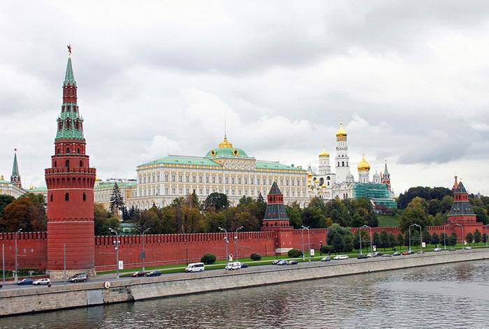 Moscow - Before