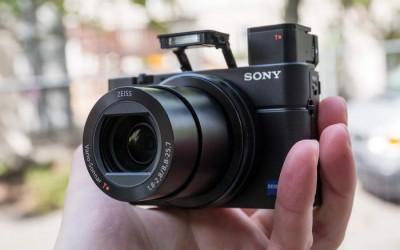Sony DSC RX100M III