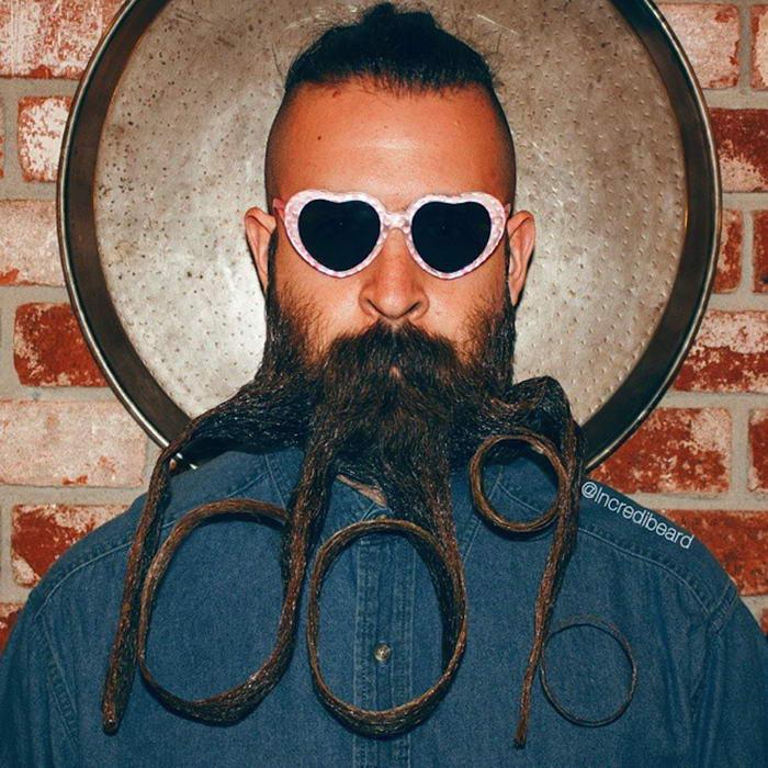 100 Beard