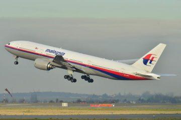 Boeing 777 Malaysia