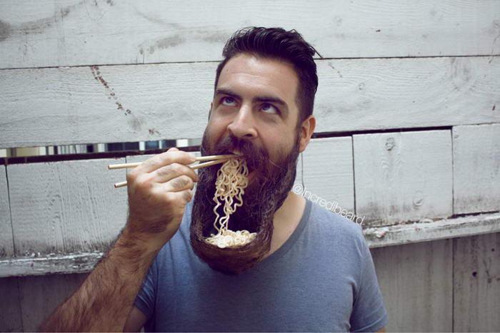Bowl O Beard Ramen