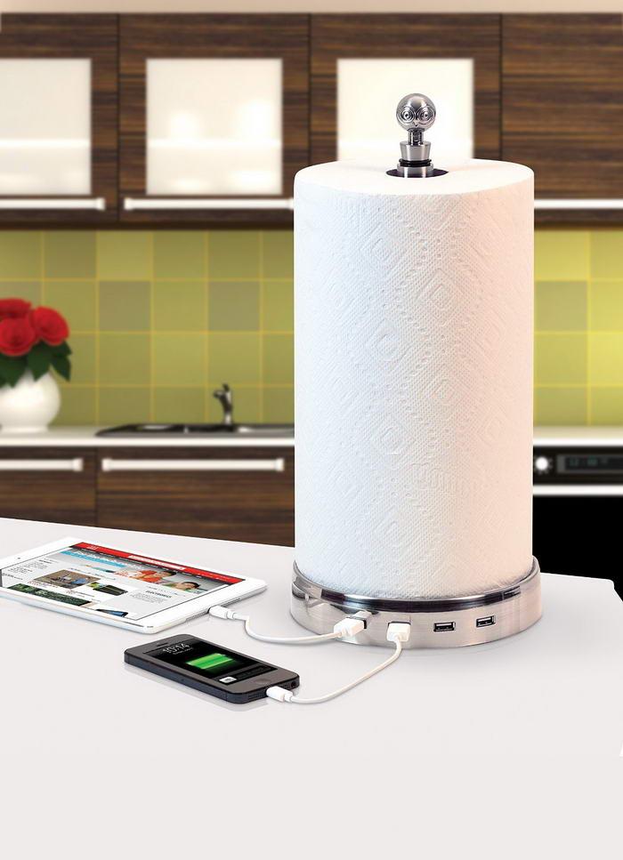 Paper Towel Hub