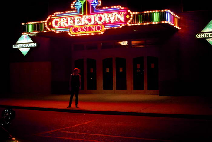 MGM Grand Detroit Home  English