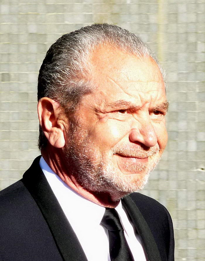 Alan Michael Sugar
