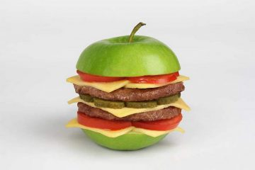 Apple Burger