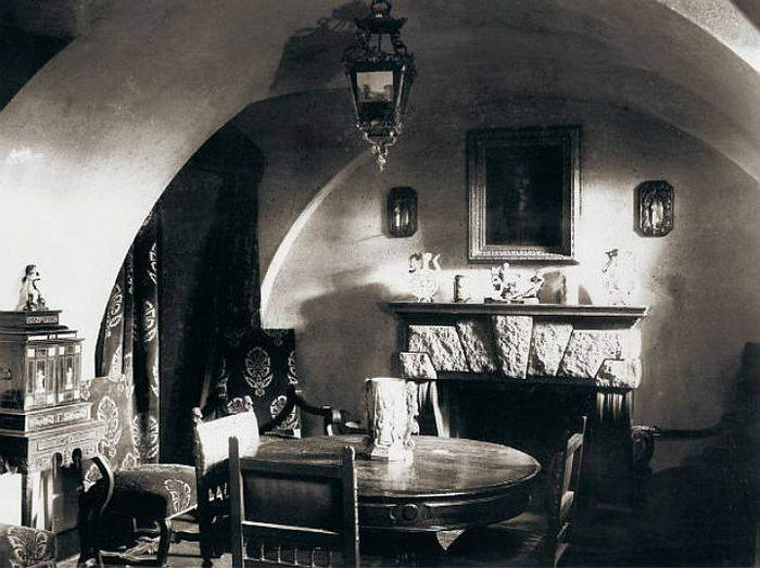 Basement of the Yusupov Palace