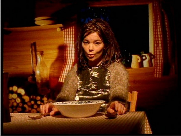 Bjork Human Behaviour