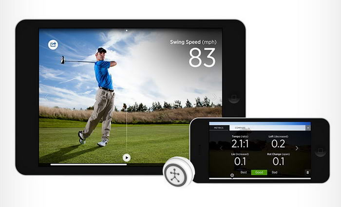 Blast Golf Swing and Stroke Analyzer
