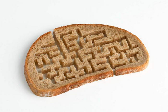 Bread Labyrinth