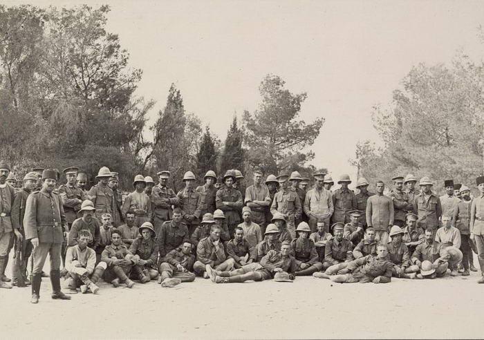 British prisoners