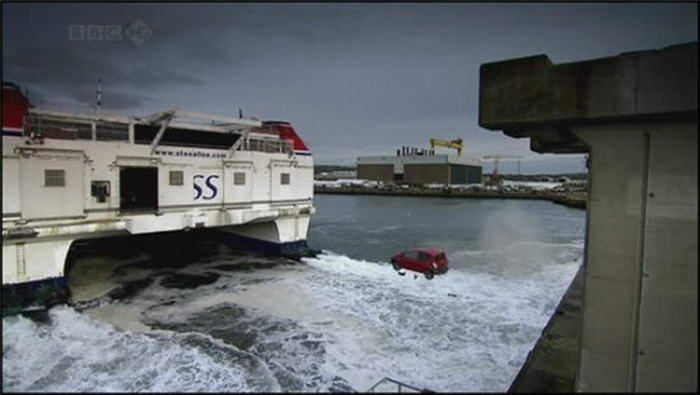 Catching a Ferry