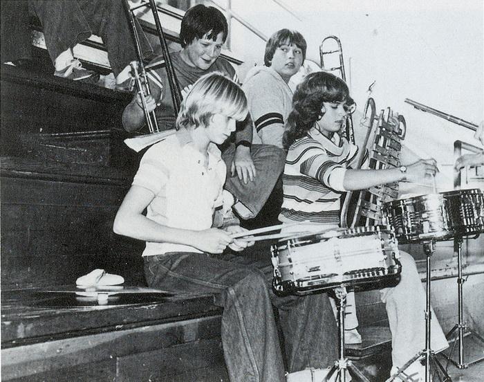 Cobain 1981