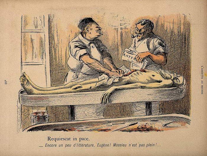 Corpse Medicine