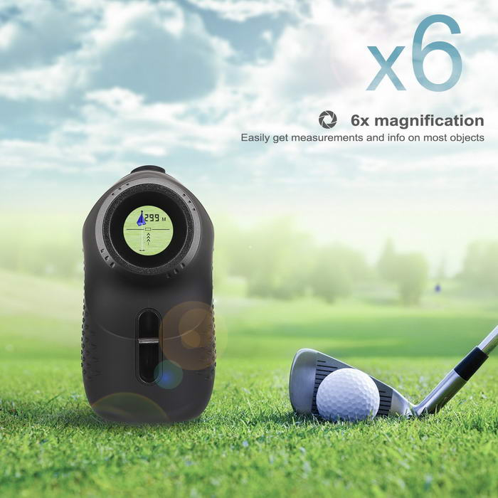 DEKO Laser Rangefinder for Golf