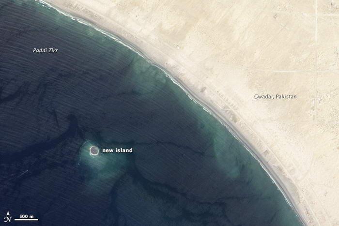 Earthquake Island