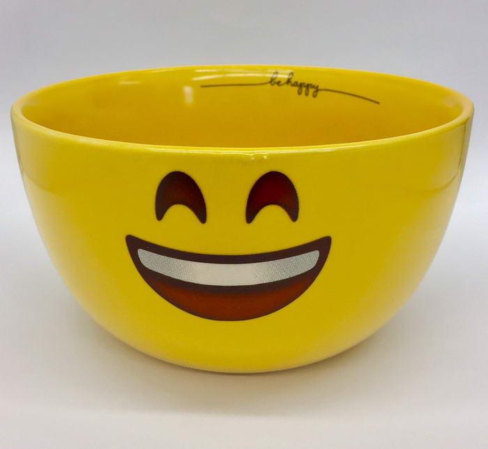 Emoji Be Happy Bowl