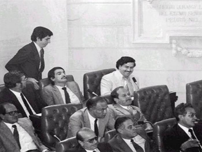 Escobar congresso
