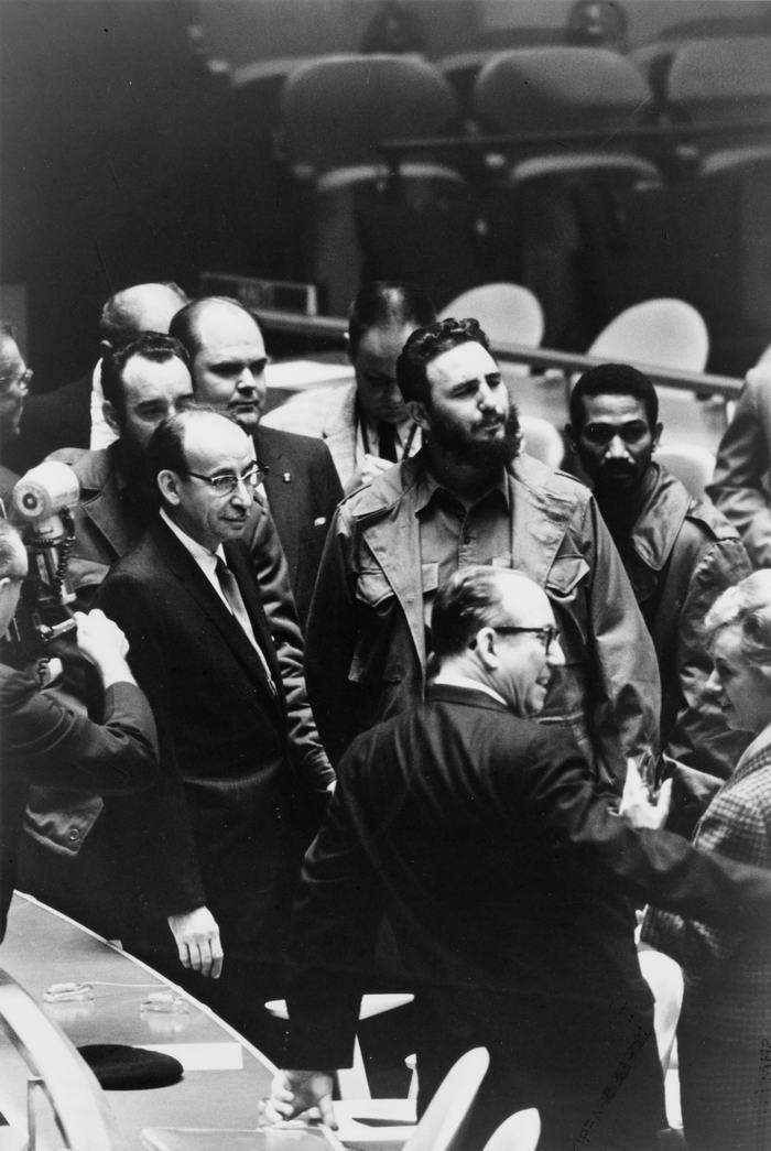 Fidel Castro  UN General Assembly