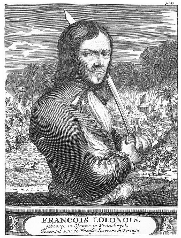 Francois LOlonnais