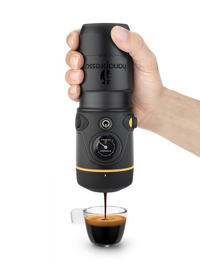 Handpresso Auto Premium Set