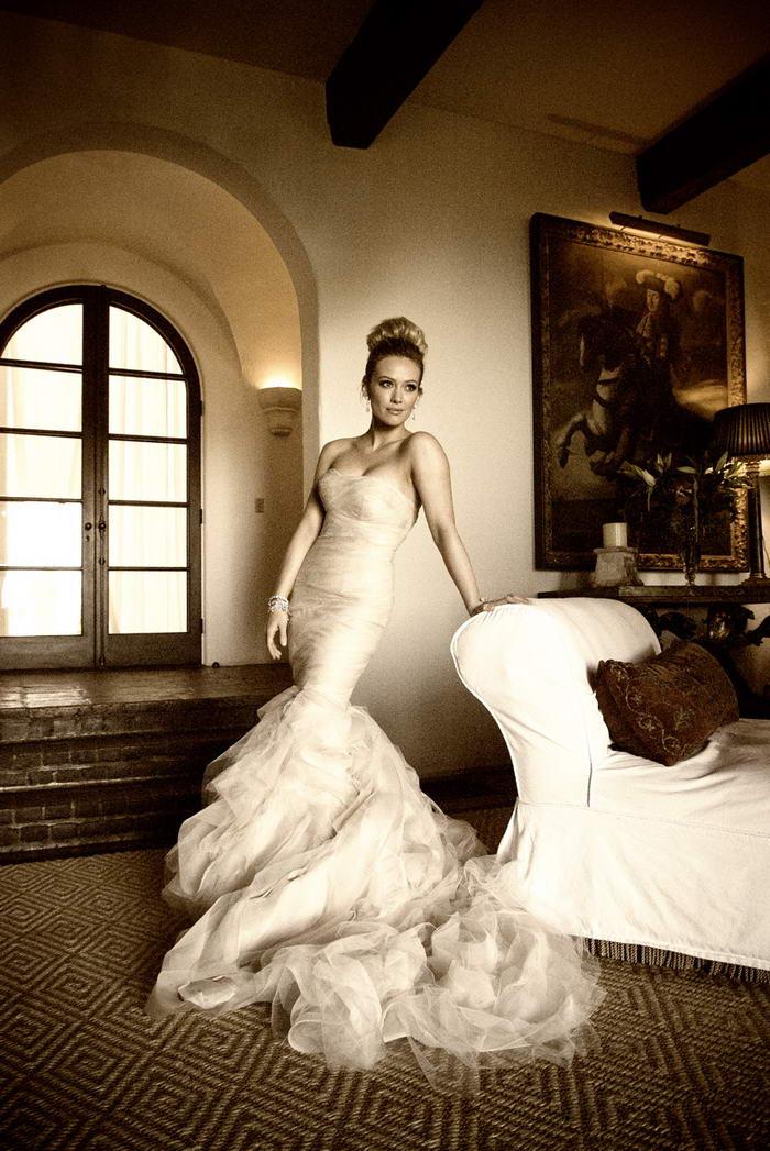 Hawaii Wedding Dresses 73 Spectacular Hilary Duff