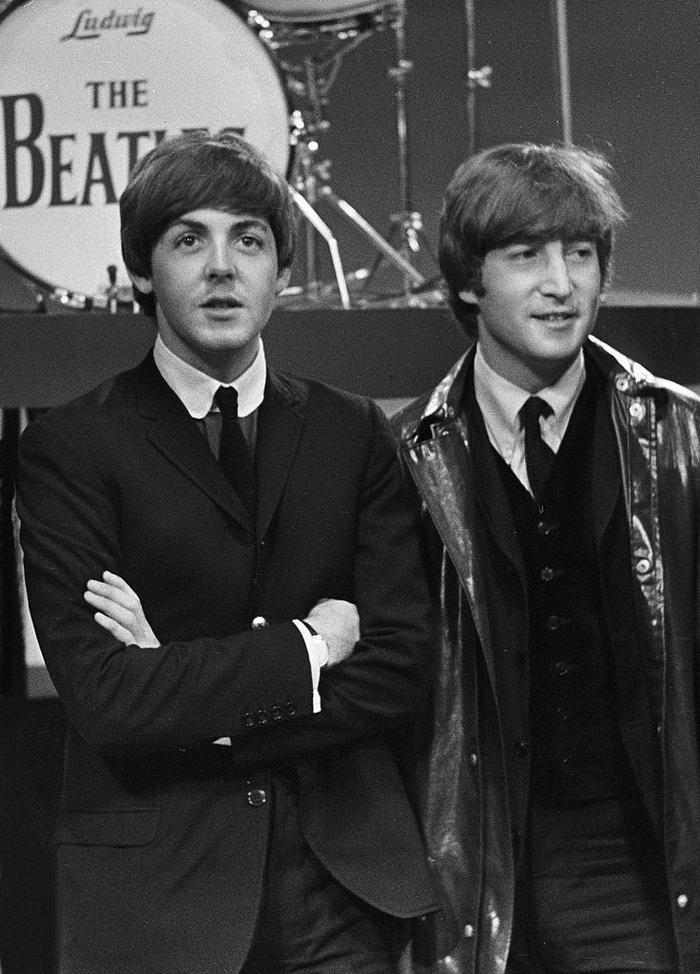 John Lennon v Paul McCartney