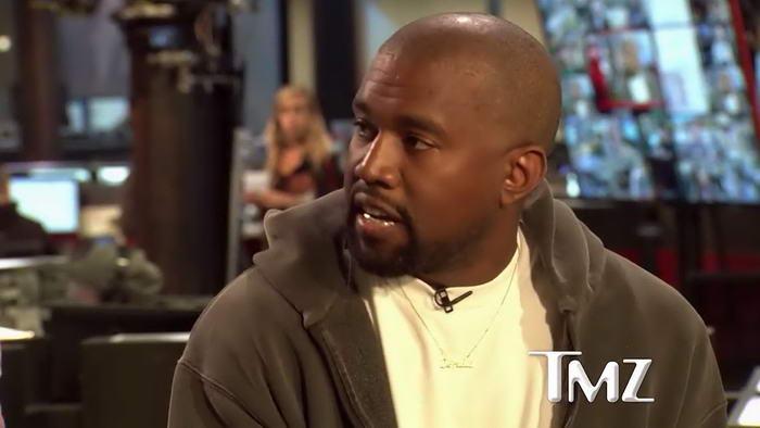 Kanye Tmz