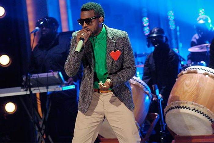 Kanye West Conan Obrien Show