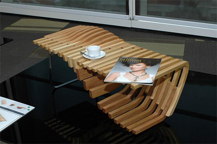 Kouzou Coffee Table