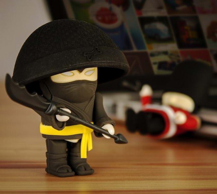 Kung Fu Master USB Drive