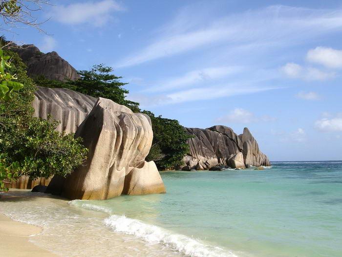 La Digue Island