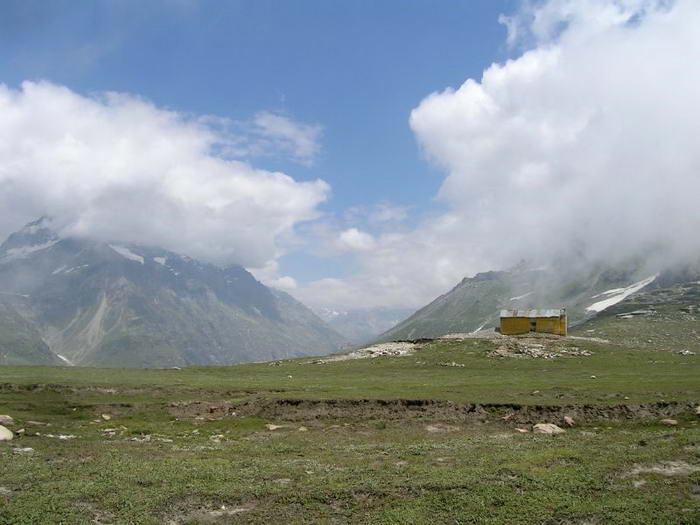 Leh Manali Route