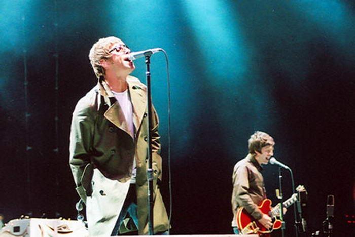 Liam Gallagher v Noel Gallagher