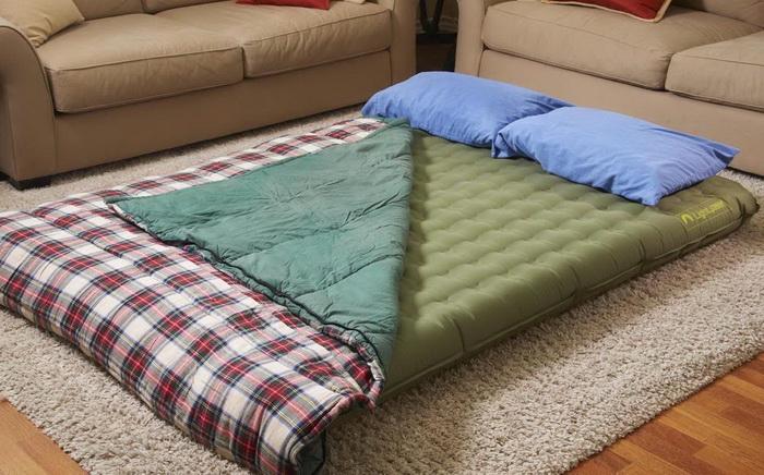 Lightspeed Outdoors 2 Air Bed Mattress